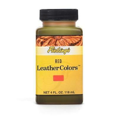 Fiebing's LeatherColors Institutional Leather Dye - 4 oz
