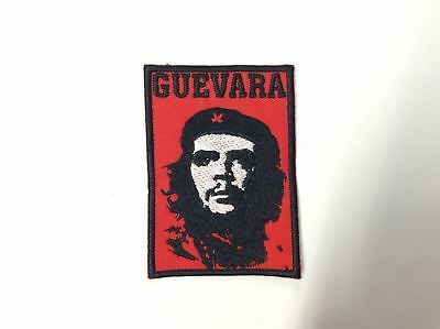 Revolution Icon (Iron On) Embroidery Applique Patch Sew Iron Badge