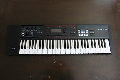 ROLAND JUNO-DS 61-KEY Synthesizer Synth with Digitech Vocal XT (Used)