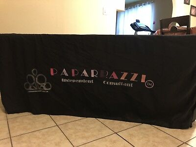 Paparazzi Linen Table Cover