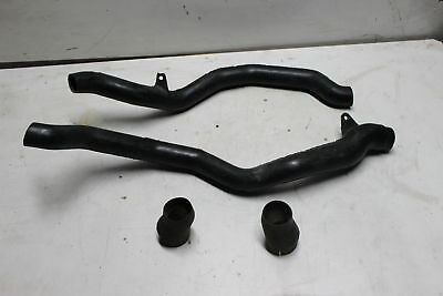 1992 Suzuki Gsxr750 Right Left Air Intake Ducts Upper Front Fairing Rubbers