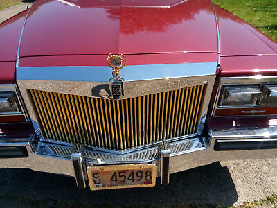 1987 Cadillac Brougham Gold Kit COLLECTORS-LUXURY AUTO - PLAYERS BALLERS & SHOT CALLERS- your dream car awaits
