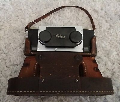 Antique Stereo Realist 35mm Film Camera