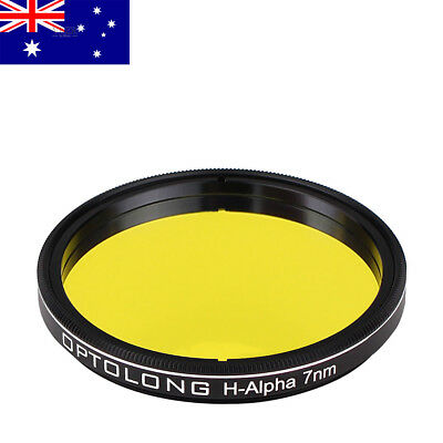 """New OPTOLONG H-Alpha 7nm 2""""Filter Narrowband for Astronomical Photography AU"""