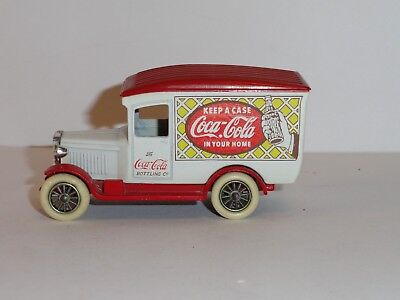 Lledo Days Gone Coca-Cola Delivery Truck. 1/64 DG 21-26