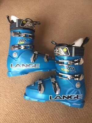 Lange RS130 Wide ski boots, 29.5 Mondo size, 2 days of use