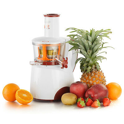 New Heavy Duty Slow Juicer Machine Fruit Vegetable Vitamin Extractor  150W