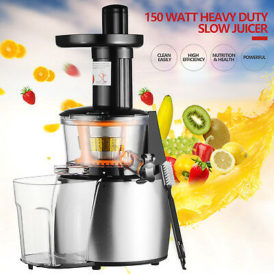 BN150W Heavy Duty Slow Juicer Machine Fruit Vegetable Vitamin Extractor