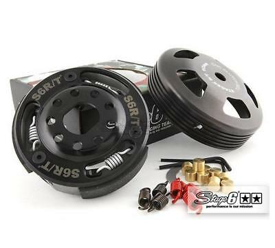 Kit embrayage Stage 6 R/T Oversize 112mm Piaggio NRG / Typhoon