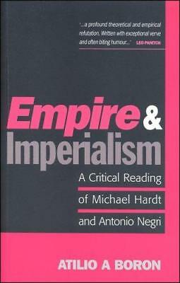 Empire and Imperialism: A Critical Reading of Michael Hardt and Antonio Negri...