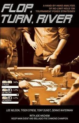 Flop, Turn, River: A Hand-by-Hand Analysis of No Limit Hold 'Em Tournament...