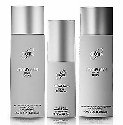 Korea Atomy Skin Care Man (set) Toner Essence Lotion Aging wrinkle Moisturiser