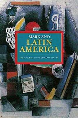 Marx and Latin America by Jose M. Arico (Paperback, 2015)