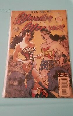 Wonder Woman #184 Adam Hughes Cover, Great Collectible!