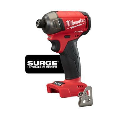 Milwaukee 2760-20 M18 FUEL SURGE 1/4 in. Hex Hydraulic Impact Driver (Tool-Only)