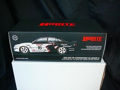 Biante 1:18 VN Commodore SS Group A HRT 91' Tooheys 1000