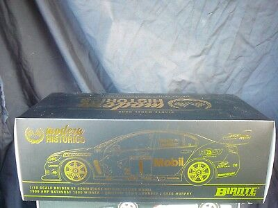Biante 1:18 Modern Historics VF Commodore 96' AMP Bathurst 1000 Winner