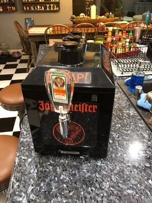 Jagermeister Jemus Shot Machine W/ Tap Handle