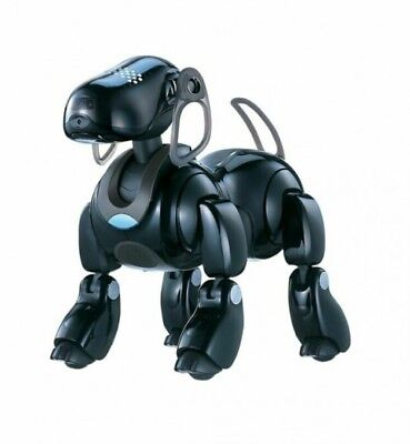 Look!! – Sony Aibo Ers-7M3 Black Robot Dog Japan – Excellent Condition Rare!