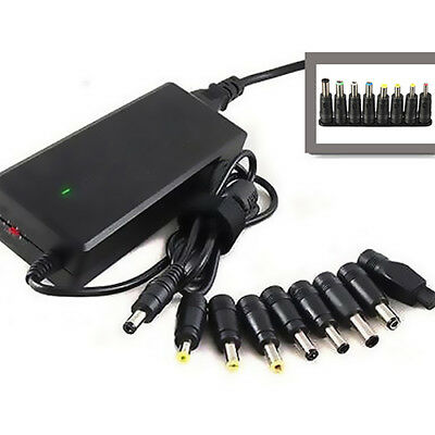 8in1 Universal AC DC Power Charger Adapter Tips for ACER ASUS Laptop Notebook AU