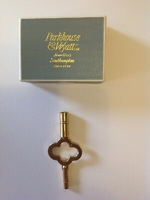 Carriage/Mantel Clock Double Ended Key No. 8