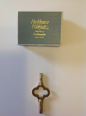 Carriage/Mantel Clock Double Ended Key No. 5
