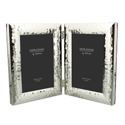 Juliana Double Hammered Finish 6 x 4 Photo Picture Frame Home Gift
