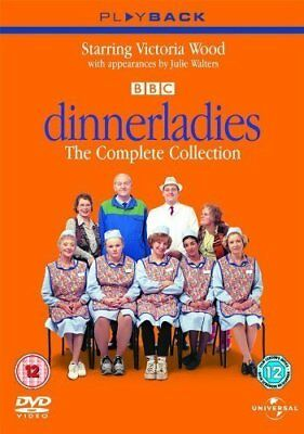 Dinnerladies - The Complete Collection  with Victoria Wood New (DVD  1998)