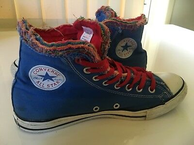 Converse All Stars Chuck Taylors shoes