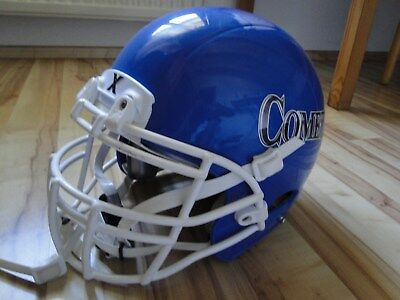 Original American Football XENITH Helm Large, Facemask, aus Saision 2017