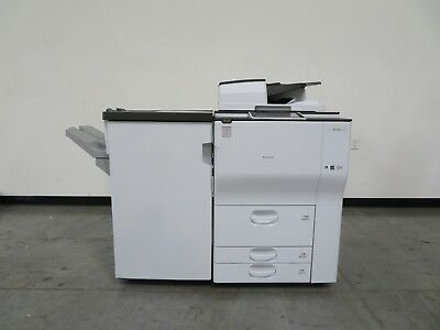 Ricoh Aficio MP 9003 MP9003 copier printer scanner - Only 93K meter - 90 ppm