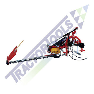 TX59 Sickle Bar Mower+Hydraulic Lift by DCM for compact tractors