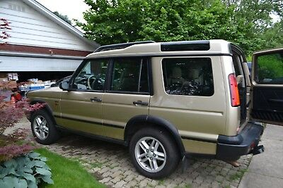 2004 Land Rover Discovery SE7