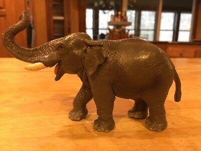 Schleich Asian Elephant 14144 Wild Life Figure  Retired