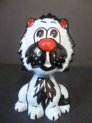 """Lorna Bailey Cat """"ethan""""  New Unused Hand Painted & Signed"""