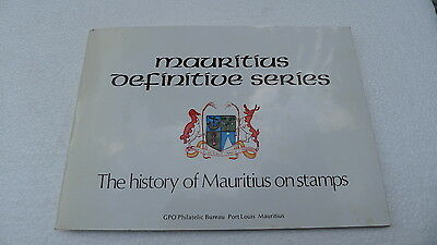 Mauritius - The history of Mauritius on stamps.