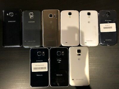LOT of SAMSUNG GALAXY S7, S6, S5, S4 and MORE with FREE Shipping