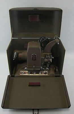 "Vintage Bell & Howell Filmo 8mm ""Picture Master"" Design 151 Model A Projector"