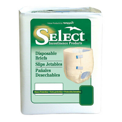 """Tranquility select brief x-large 56"""" - 64"""" part no. 2635 (64/case)"""