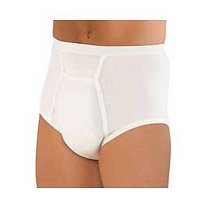 Sir Dignity Washable Brief with Built-In Protective Pouch Small 30'' - 32''  Qty