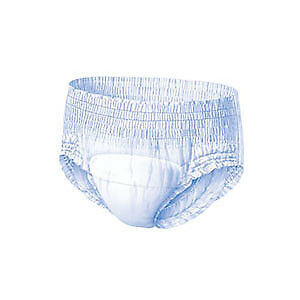 """Dignity comfort protective underwear x-large 45"""" - 68"""" part no. 35690 (56/case)"""