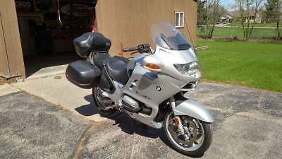 2002 BMW R-Series  2002 BMW R1150RT Pristine Condition with Luggage