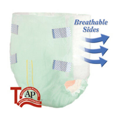 """Tranquility SmartCore Brief Small 24"""" - 32"""", Green Part No. 2311 Qty  Per Case"""