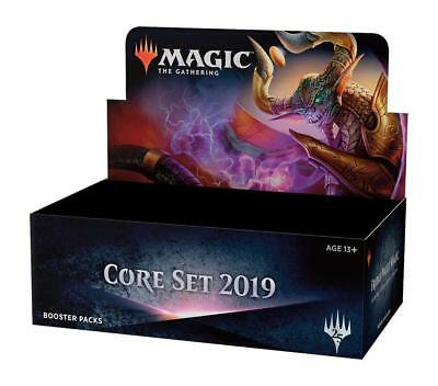 Magic the Gathering Set Base 2019 Booster Display (36) Core set 2019 - PREORDINE