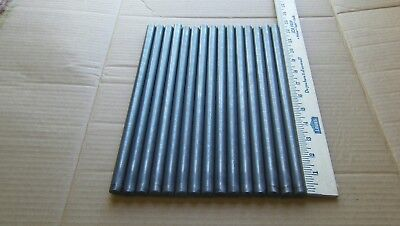 "15 Pcs 5/8"" Dia 1040 CR Made in USA Steel Bar,Metal Machining Rod,Around 16 Feet"