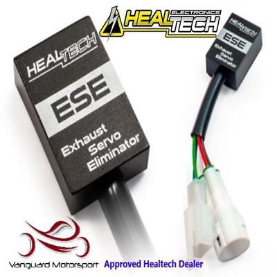 Ducati  Monster 1100 EVO   All Years   Healtech Exhaust Servo Eliminator