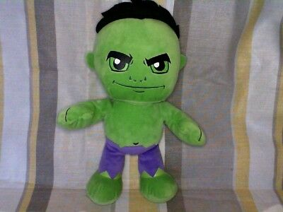 "Incredible Hulk NEW Marvel Comics 13"" Plush Soft Toy"