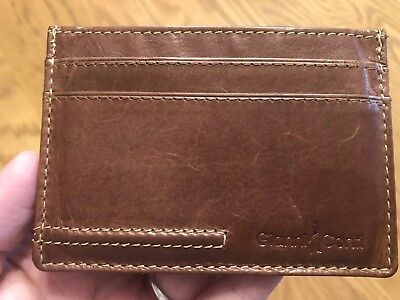 Gianni Conti Credit Card Wallet