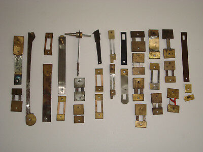 28 Assorted Clock Suspensions for the Clockmakers of Hobbiest Repairer
