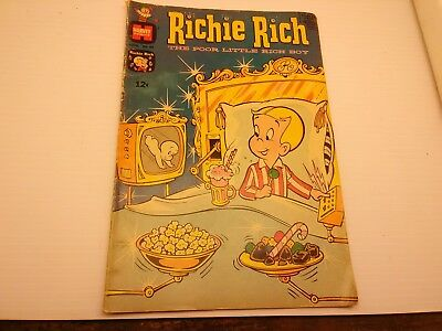 Richie Rich Comic April No. 68 ~ 1968 ~ 12C ~ Harvey Comics ~ Free Shipping ~~~